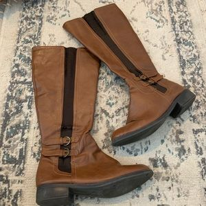 Charlotte Russe Chelsea Riding Boot